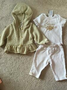 Guess outfit