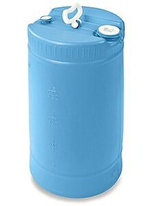 15 gallon plastic drums available now London Ontario image 8