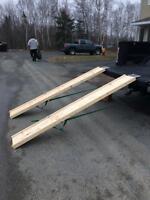ATV truck ramps - heavy duty design