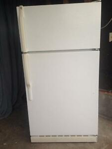 whit fridge in excellent condition,Free Delivery
