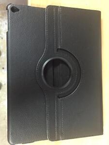 etui noir ipad tablette 9  x 6 1/2 po swivel