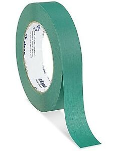 Green Masking Tape 48mm x 10m (1 Box of 36 Rolls)
