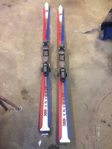 K2 USA Three 88 Skis - 188cm