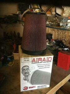 Airaid filter fits 2008 Chev 6 L Strathcona County Edmonton Area image 1