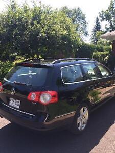 2010 Volkswagen Passat Familiale