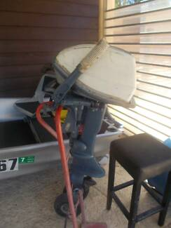 6hp Evinrude Fisherman 1972
