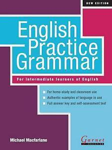 English Practice Grammar (with Answers) by Michael MacFarlane (Paperback, 2013)