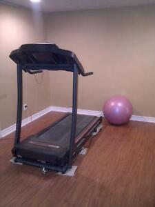 3 year old treadmill $150.00