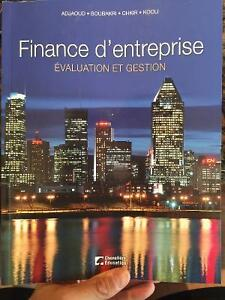 Finance d'entreprise Évaluation et Gestion