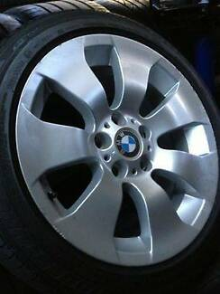 4x 17inch BMW E90 E46 E36 Jaguar ALLOY WHEELS★5X120 PCD★225/45/17 Georges Hall Bankstown Area Preview