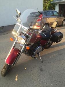 1100 Honda Shadow Sabre For Sale Regina Regina Area image 3