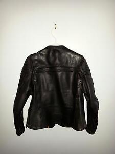 Women's Leather Motorcycle Jacket Kingston Kingston Area image 2