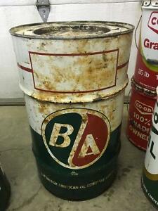BA Oil Gas Grease Keg Regina Regina Area image 2