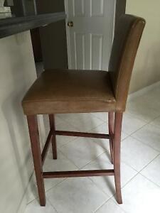 3 Bar Height Stools for Sale