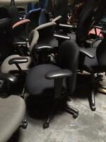 Office Chairs just $5! Blow out sale! Sunday 12-4p