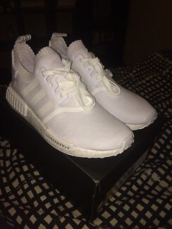 Adidas NMD pk Japan triple white size 10