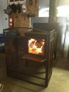 Smokin ashes Co. Chimney/woodstove cleaning