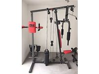 Multi gym pro power 3 station home gym