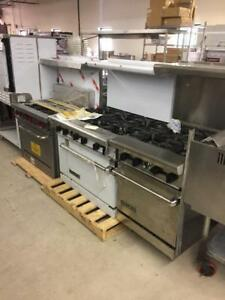 BRAND NEW AND USED STOVES, OVENS ON SALE