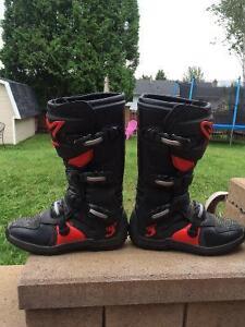 Alpinestars tech 3 Moto cross boots