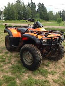 Honda fourtrax ES