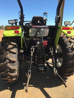 Tractor for hobby farm