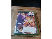 Xbox Original Game, Spyro, A Hero's Tail, Pal