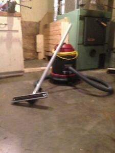 Commercial Wet/Dry Vacuum
