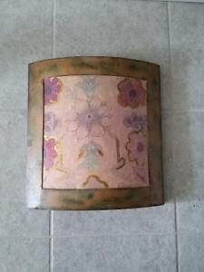 HANDPAINTED CURVED WOOD PANELS WALL HANGINGS - UTTERMOST.COM London Ontario image 3