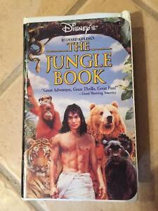 Classic Disney Movies (video cassettes for VCR) Gatineau Ottawa / Gatineau Area image 7