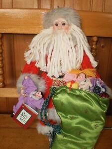 Collectable Santa of The World
