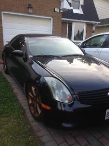 2004 Infiniti G35 M6 Coupe (2 door)
