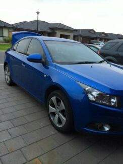 Holden Cruze Munno Para West Playford Area Preview