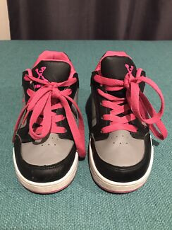 Wanted: Girls skate shoes