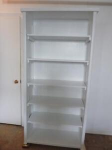 BOOKCASE FROM HOUSE DOORS