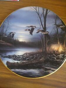 Collector's Dish - Evening Glow