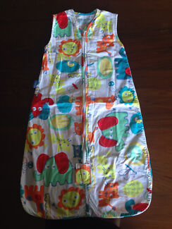 Grobag travel sleeping bag 6-12 mth 0.5 tog Excellent condition