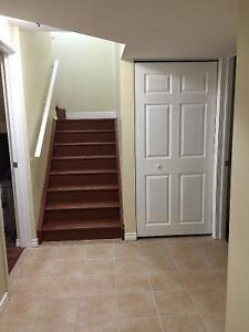 Beautiful brand new basement apartment for rent