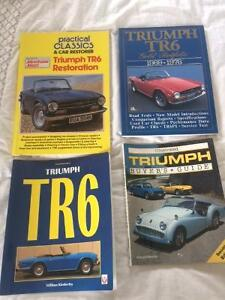 Classic British Car Books For Sale