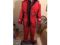 Sundridge Bouyancy Suit (Size XXL)