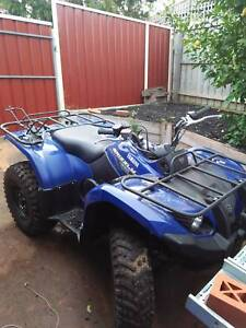2014 Yamaha grizzly Mordialloc Kingston Area Preview