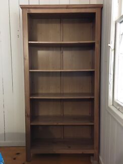 Timber look Bookcase