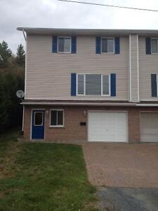 Sudbury - $1475 - 3 Bed / 1.5 Bath Semi-detached near Bell Park