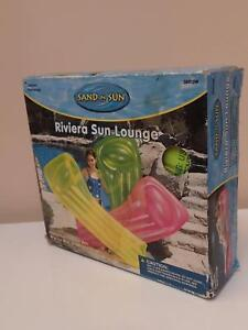 Sand N Sun - Riveria Sun Lounge - BNIB! North Ryde Pickup North Ryde Ryde Area Preview