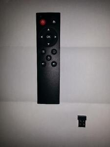 2.4G, Wireless air mouse remote control
