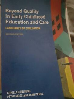 Early childhood and leadership books