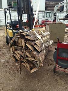 Slab Boards and/or First Cuts. Cut your own Firewood