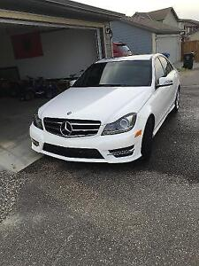 2014 Mercedes-Benz C-Class Sedan Sports Package