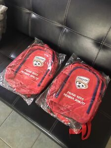 Adelaide United back packs Gawler East Gawler Area Preview