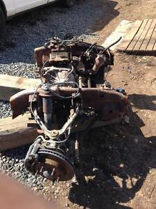 99 Up Front Diff/Suspension Want Gone